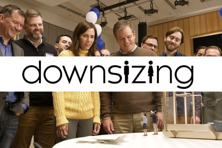 """Второй трейлер фантастической комедии """"Уменьшение"""" / Downsizing с Мэттом Дэймоном и Кристофом Вальцем"""