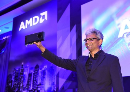 Глава Radeon Technologies Group Раджи Кодури покидает AMD