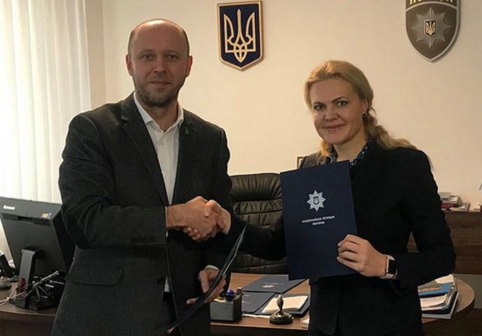 """Национальная полиция и компания """"Microsoft Украина"""" подписали меморандум о сотрудничестве в сфере информационной и кибербезопасности"""