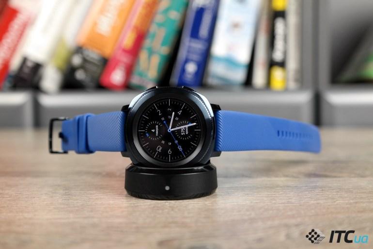 Обзор умных часов Samsung Gear Sport