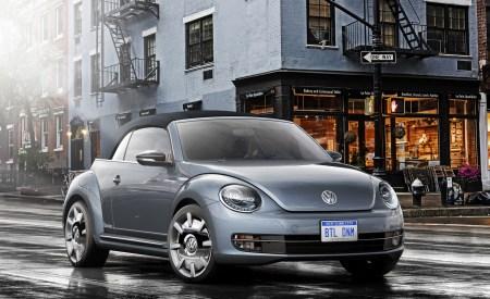 Volkswagen может заменить текущее поколение «Жука» полностью электрическим VW Beetle с задним приводом