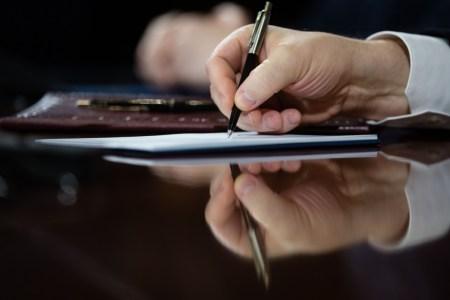 Порошенко подписал закон про электронные доверительные услуги
