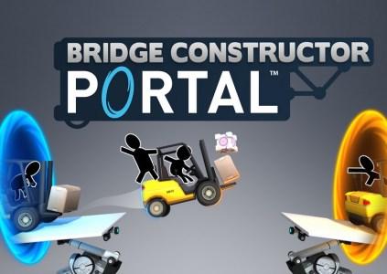 Bridge Constructor Portal – Портал, да не тот