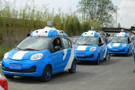 В Китае официально разрешили тестировать беспилотные автомобили на дорогах общего пользования