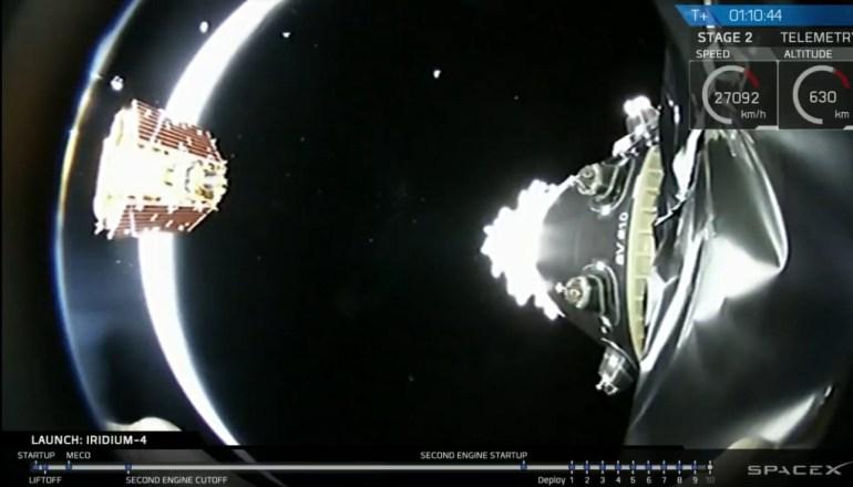 """Обновлено: Последний (восемнадцатый) запуск ракеты SpaceX Falcon 9 в этом году, он - """"невозвратный"""""""