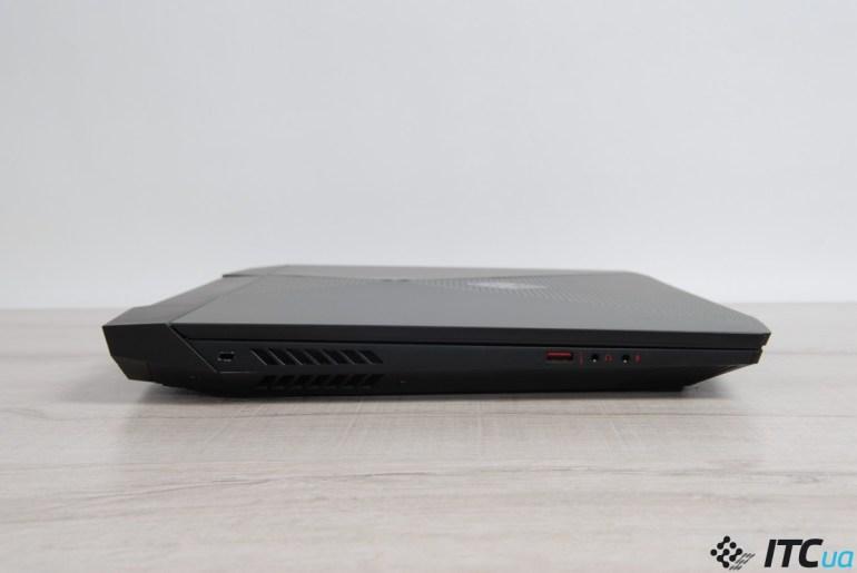 Обзор игрового ноутбука HP Omen X