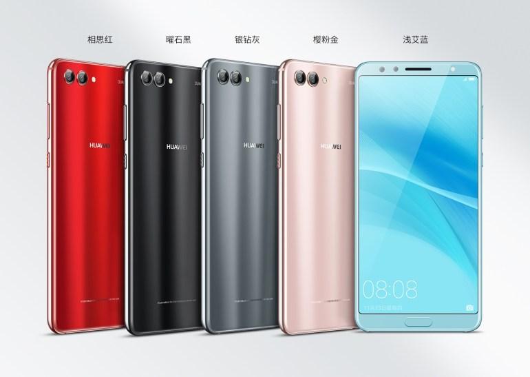 Анонсирован Huawei Nova 2s с 6-дюймовым экраном 18:9, процессором Kirin 960 и четырьмя камерами по цене от $410