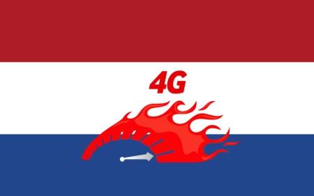 В 2020 году в Нидерландах оператор Vodafone полностью отключит свою 3G-сеть, чтобы освободить диапазон для 4G (но оставит 2G в качестве резерва)