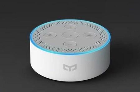 Xiaomi выпустила домашний голосовой помощник Yeelight Voice Assistant с внешностью Amazon Echo Dot