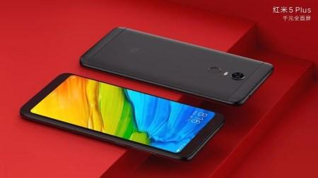 Xiaomi показала дизайн полноэкранных смартфонов Redmi 5 и Redmi 5 Plus за несколько дней до их анонса