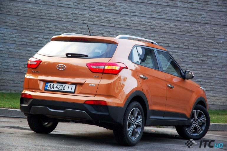 Hyundai Creta: золотой прайс, золотая середина? Да, но…