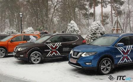 Экспресс-тест Nissan X-Trail New: новые дизайн, оснащение, функции. Старые вопросы.