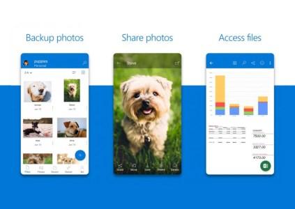 Приложение OneDrive для Android получило новый дизайн и вкладку Me