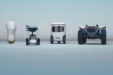 Honda привезет на CES 2018 новых роботов, которые умеют самостоятельно передвигаться, помогать и даже сопереживать людям