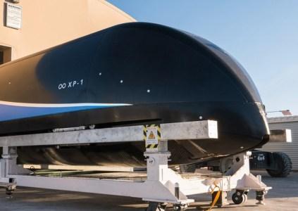 Virgin Hyperloop One установила новый рекорд скорости движения капсулы в вакуумном туннеле