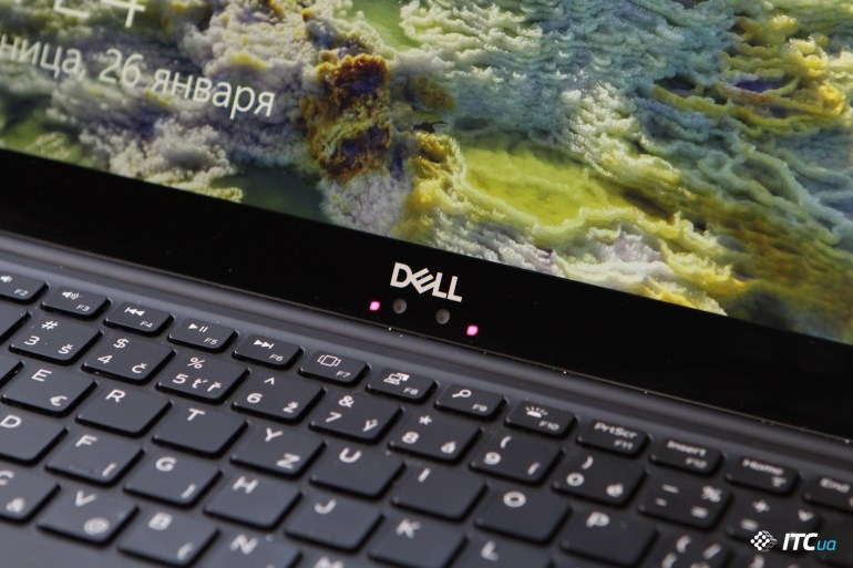 Обзор Dell New XPS 13 (2018)