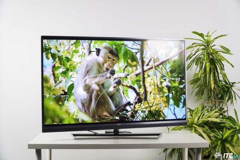 Обзор телевизора Philips 49PUS7502
