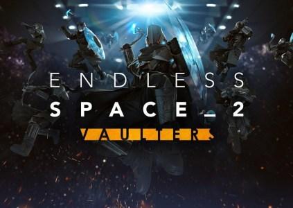 Endless Space 2 – Vaulters: звездные скитальцы