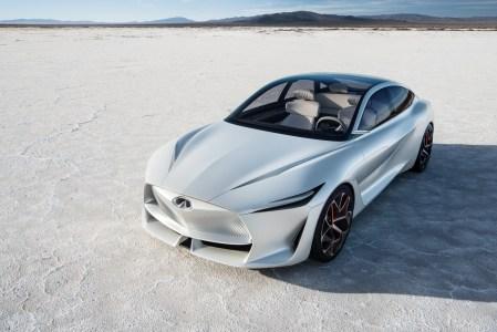 Infiniti выпустит свой первый электромобиль в 2021 году (он будет похож на концепт Q Inspiration), а уже к 2025 году компания собирается продавать не менее 50% электрических моделей