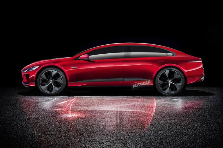 Следующее поколение флагманского седана Jaguar XJ станет полностью электрическим, новинку представят уже в конце текущего года и начнут продавать в 2019 году
