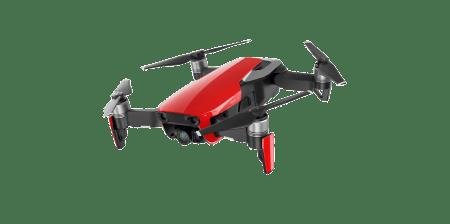 Складной дрон DJI Mavic Air с 4K-камерой оценивается в $799 и в чем-то он даже превосходит Mavic Pro