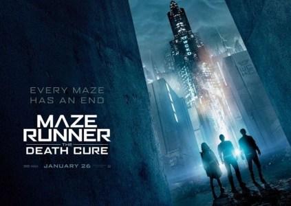 Maze Runner: The Death Cure / «Бегущий в лабиринте: Лекарство от смерти»