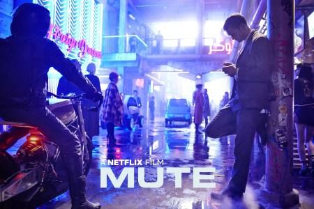Первый трейлер киберпанк-фильма Mute / «Немой» с Александром Скарсгардом от режиссера «Луны 2112» и «Исходного кода»