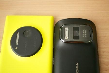 Nokia может выпустить смартфон с блоком из пяти камер