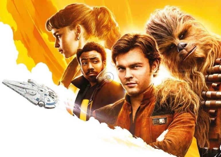 """Lucasfilm опубликовала официальный синопсис фильма """"Solo: A Star Wars Story"""" / """"Соло: Звёздные войны. Истории"""""""