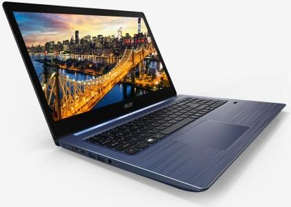 Acer начинает продажи первого в Украине ноутбука Swift 3 на базе AMD Ryzen по цене от 21999 грн