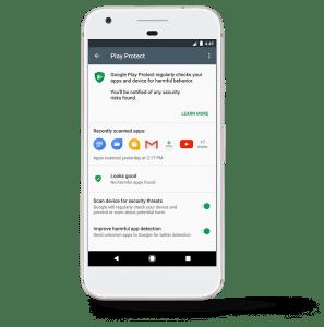 За прошлый год Google удалила из магазина Play Store более 700 тыс. поддельных и вредоносных Android-приложений