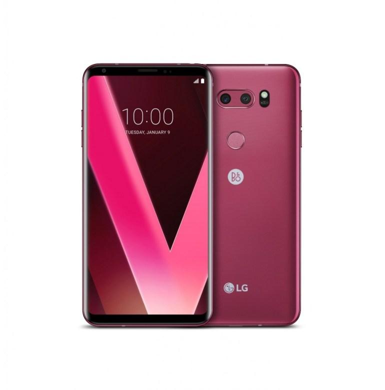 LG добавит смартфону LG V30 новый цвет Raspberry Rose и наделит новые телевизоры поддержкой Google Assistant вдобавок к собственной системе ИИ