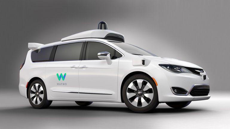 Waymo заказала несколько тысяч новых минивэнов Chrysler Pacifica для расширения службы беспилотных такси на новые города США
