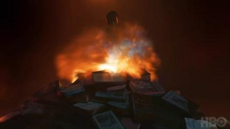 Первый тизер экранизации «451 градус по Фаренгейту» / Fahrenheit 451 от HBO, которая выйдет уже этой весной