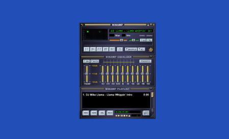 Калифорнийский разработчик возродил легендарный музыкальный плеер Winamp (ну, почти)
