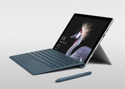 Microsoft предлагает купить новейший планшет Surface Pro со скидкой в $200