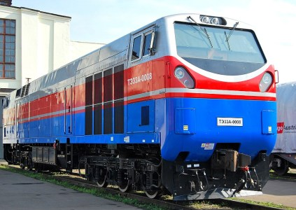 «Укрзалізниця» заключила соглашение с General Electric на поставку и производство в Украине локомотивов на сумму $1 млрд
