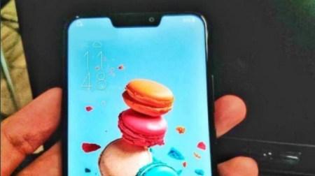 Реальное фото смартфона ASUS ZenFone 5 подтверждают вырез в верхней части дисплея, как у iPhone X [+ результат теста AnTuTu]