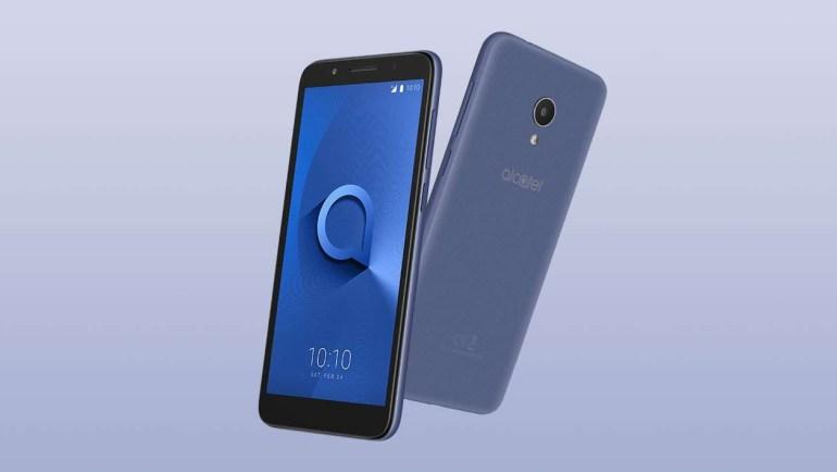 Alcatel 1x — первый смартфон с ОС Android Oreo (Go Edition)