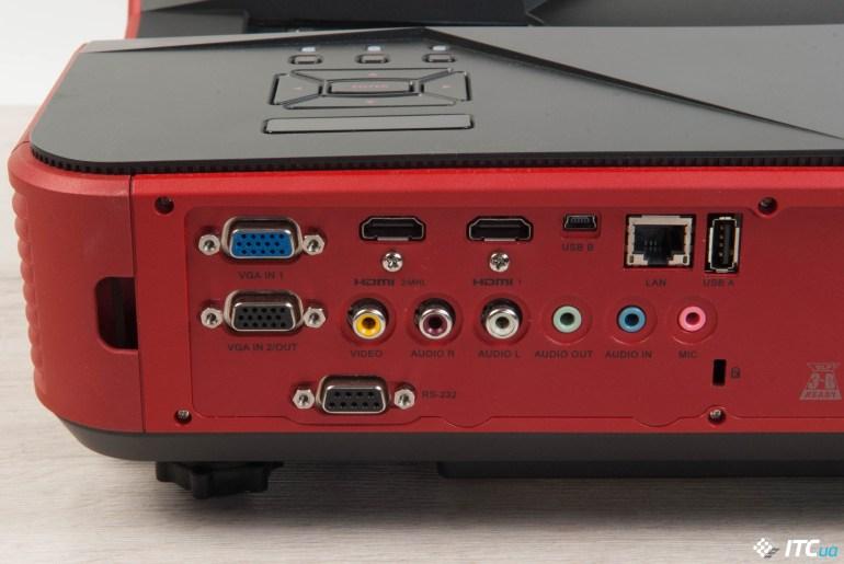 Обзор игрового проектора Acer Predator Z850