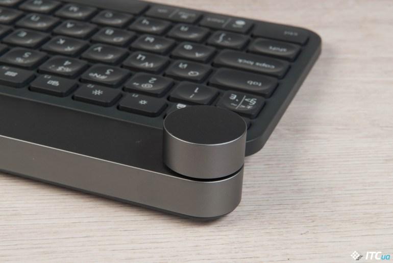 Обзор Logitech Craft: клавиатура тоже может быть класса «премиум»
