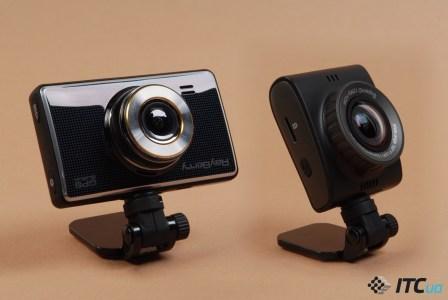 Обзор видеорегистраторов RayBerry D3 и RayBerry D4 GPS