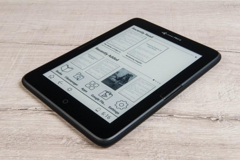 Экспресс-обзор электронной книги AirBook Pro 6
