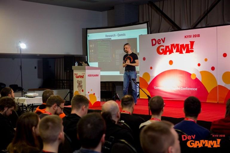 DevGAMM Kyiv 2018: по итогам конференции