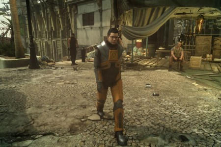 В Final Fantasy XV для ПК будет костюм Гордона Фримена из Half-Life и демо-версия с первой главой