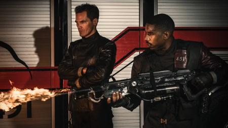 HBO выложил первый трейлер фильма-экранизации романа Fahrenheit 451 / «451 градус по Фаренгейту»