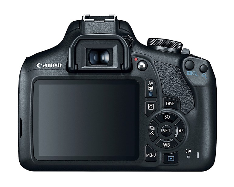 Canon представила бюджетную зеркалку EOS 2000D (Rebel T7) разрешением 24,1 Мп и автоматизированную вспышку Speedlite 470EX-AI с ИИ