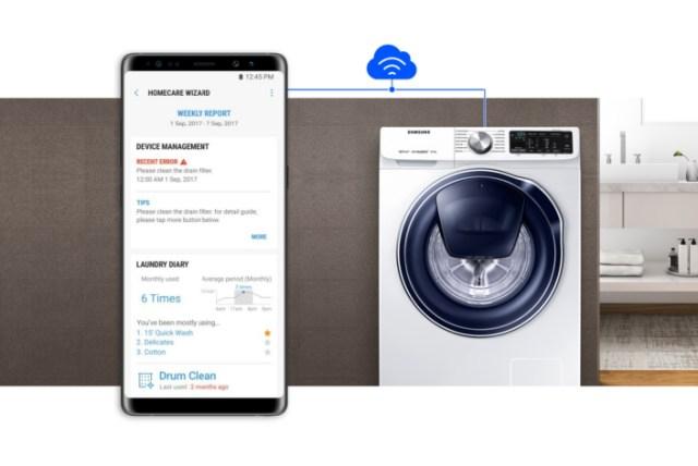 Умный дом от Samsung или как компания планирует сделать бытовую технику умнее - ITC.ua