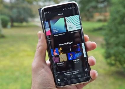 Музыкальный сервис Spotify, вероятно, тоже выпустит умную колонку