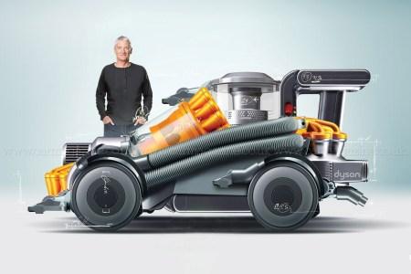 Dyson разрабатывает сразу три электромобиля, при этом дебютная модель выйдет без твердотельных батарей и тиражом не более 10 тыс. штук